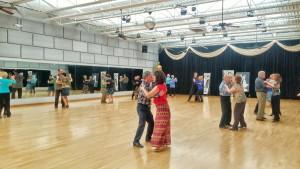 FADS Senior Dance Couple