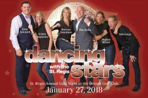 St. Regis Parents Dance to Fundraise