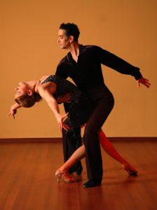 Ballroom dance movies