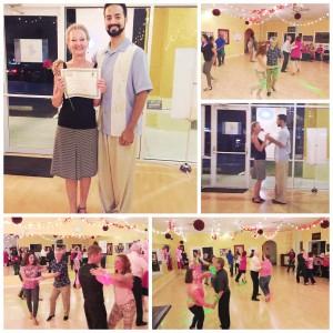Brandon Ballroom Dance Studio 1