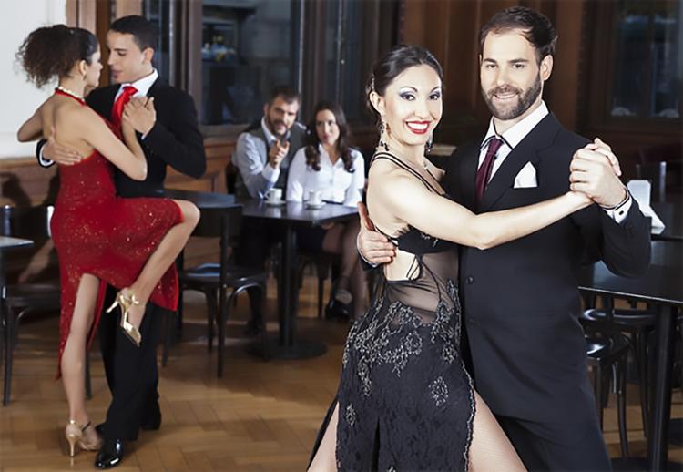 First Dance Lesson, Ballroom Dancing