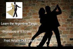 Tango Thursday!