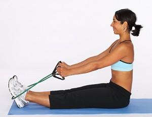 Dance Exercises, Rowing