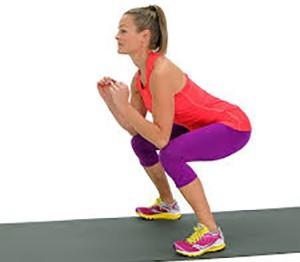 Dance Exercises, Squats