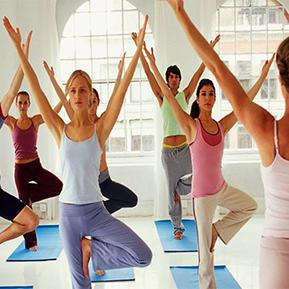 Yoga Calories Burned
