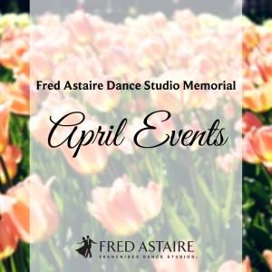 fads memorial april events