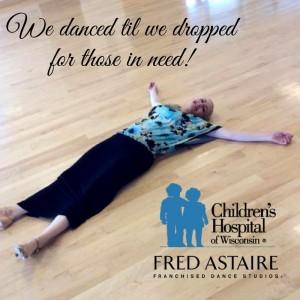 Dancing For Those In Need! FADS menomonee