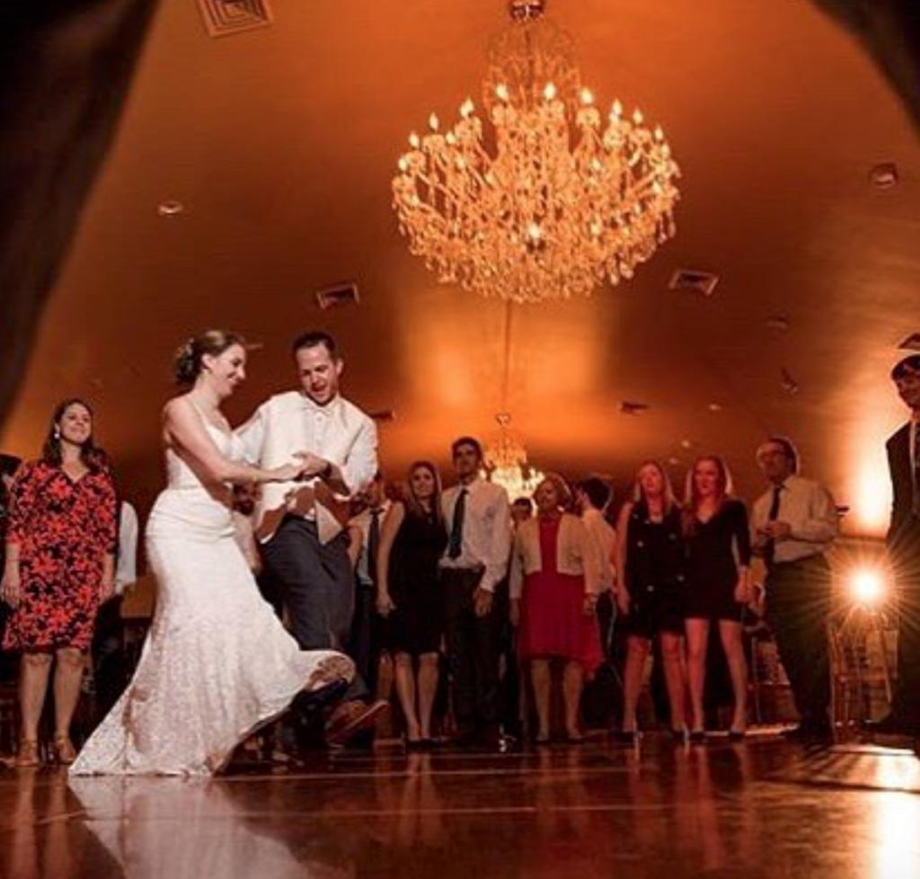 East Hampton CT Wedding Dance Lessons