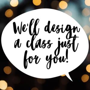 Group Dance Class Request Form