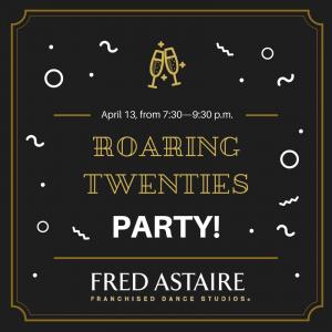 roaring twenites party