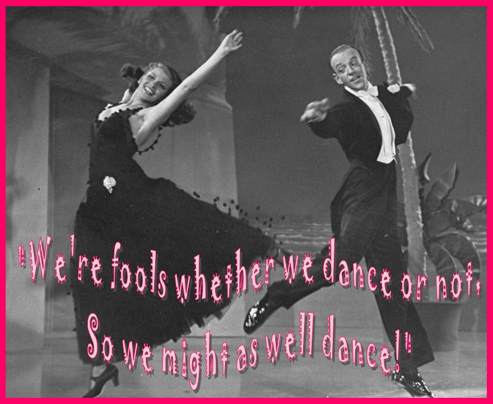 Dancin fools april fools