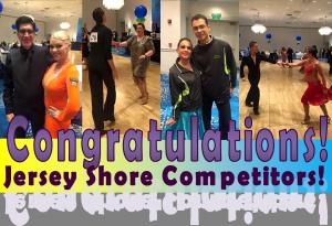 Jersey Shore Congrats