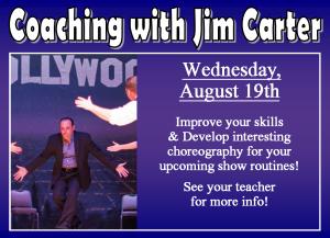 Coaching Jim Carter