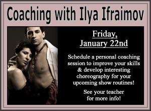 Coaching with Ilya Jan22