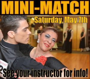 Mini Match april
