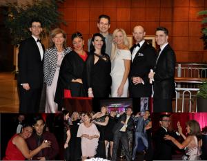Metropolitan competition Banquet