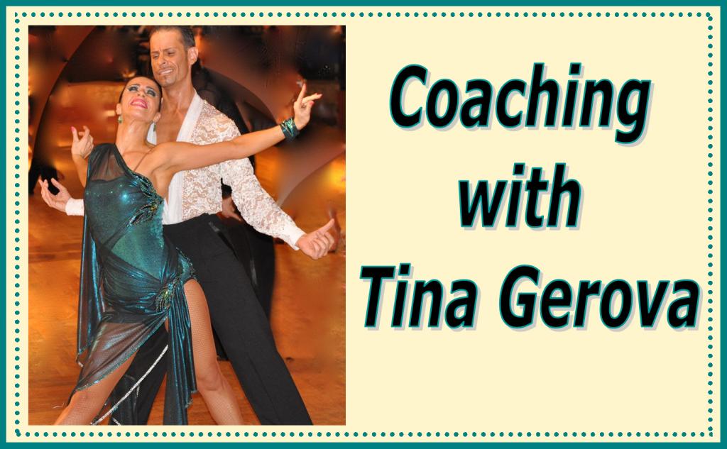 Tina Gerova coaching
