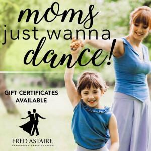 moms dance marketing