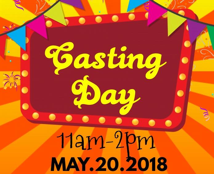 showcase casting day