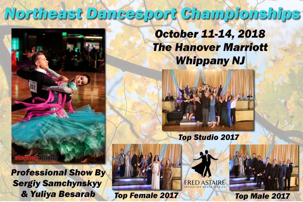 northeast dancesport championships