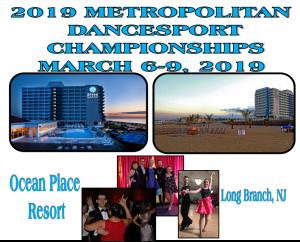 2019 metropolitan dancesport championships