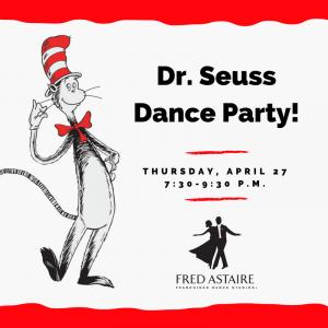 Dr Seuss Dance Party