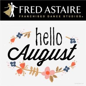 Northbrook - Chicago - Dance Studio - August blog