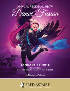 Annual Regional Dance Fusion - January 2016