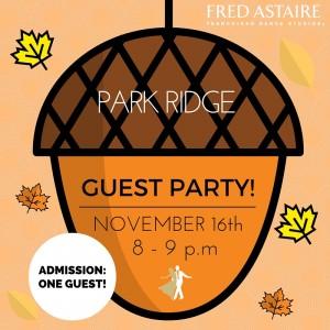 park ridge GUEST PARTY