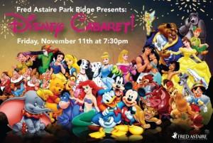 Park Ridge Ballroom Dance Studio - Disney Cabernet event