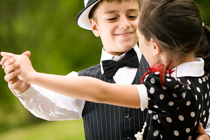 Ballroom Dancing for Your Kids