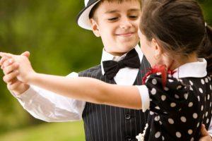 Ballroom Dancing for Kids