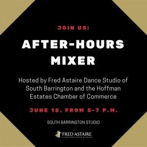 South Barrington Dance Studio AFTER-HOURSMIXER