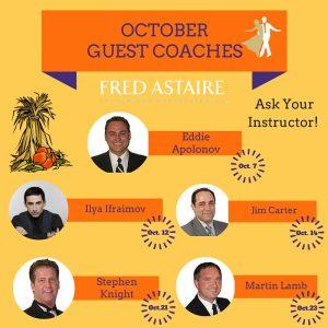 guest coaches