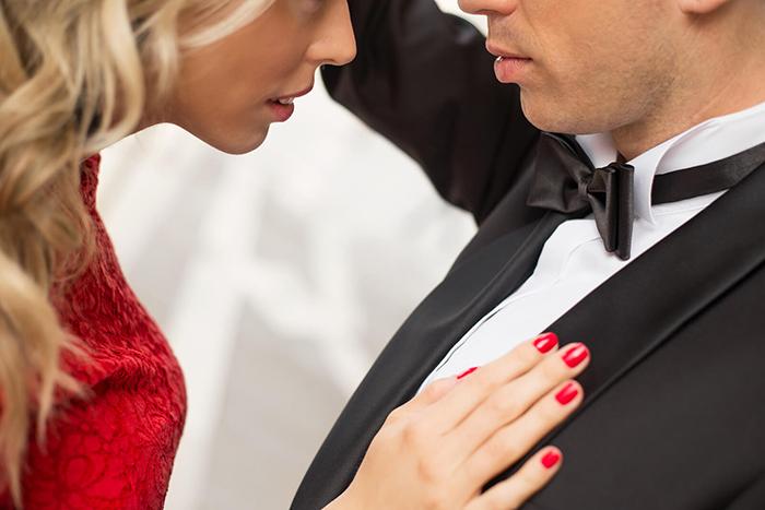 Valentines Day Ballroom Dancing
