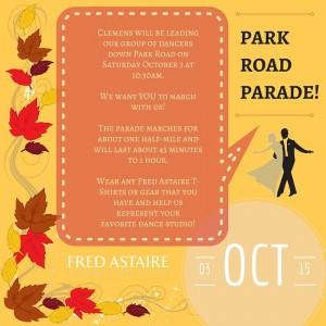 park road parade