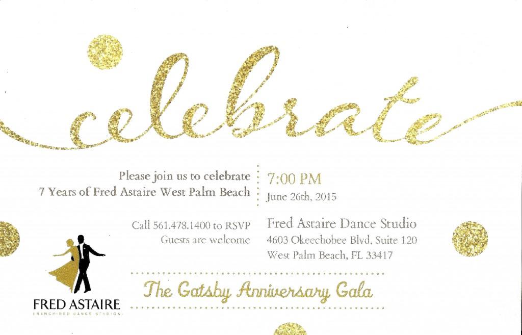 gatsby invite