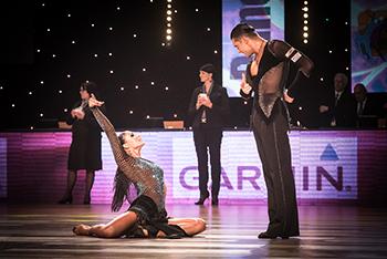 Faster Ballroom Dancing Moves