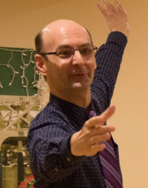 FADS Dance Board Member Istvan Cserven