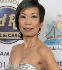 FADS Dance Board Member Lynn Kawamoto