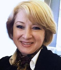 FADS Dance Board Member Marina Tarsinov