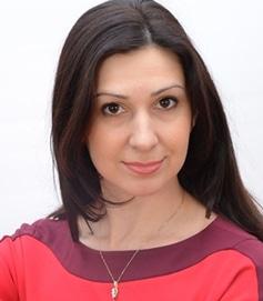 FADS Dance Board Member Oksana Klyuchnyk