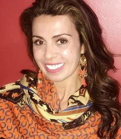 FADS Dance Board Member Tina Gerova