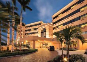 The Hilton Hotel – West Palm Beach, FL