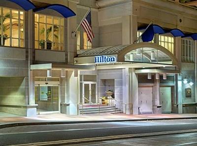 Hilton Downtown Portland